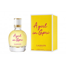 A Girl In Capri Lanvin edt 90 мл EURO
