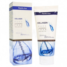 Гель для умывания Collagen Pure Cleaning Foam Farmstay