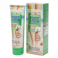 Крем для ног Foot Cream Camomile & Sheabutter